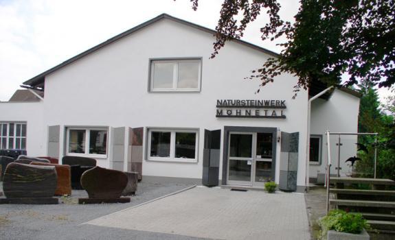Naturstein Weber Büro